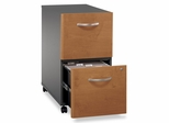 Two-Drawer File (Assembled) - Series C Natural Cherry Collection - Bush Office Furniture - WC72452SU
