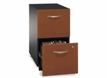 Two-Drawer File - Series C Auburn Maple Collection - Bush Office Furniture - WC48552