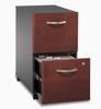 Two-Drawer File - Series C Hansen Cherry Collection - Bush Office Furniture - WC24452