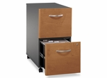 Two-Drawer File - Series C Natural Cherry Collection - Bush Office Furniture - WC72452