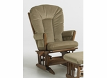 Two Post Multiposition and Recliner Glider - Dutailier - D20-82B