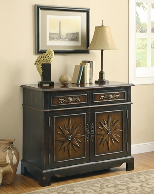Two-Toned Accent Cabinet - 950078
