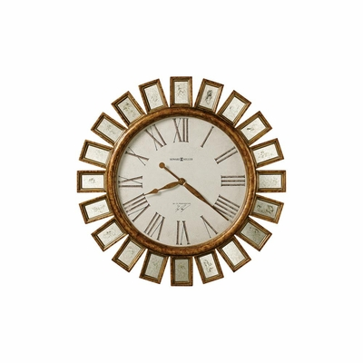 Ty Pennington Solaris Gallery Wall Clock - Howard Miller