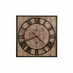 Ty Pennington Talmage Wall Clock - Howard Miller