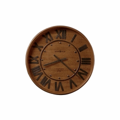 Ty Pennington Wine Barrel Wall Clock - Howard Miller