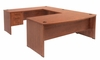 U-Shaped Desk - Sandia Laminate - SUDBF713542