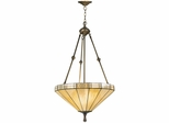 Umbrella Filigree Hanging Fixture - Dale Tiffany