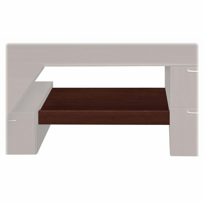 Under Credenza Storage - Mahogany - HONPSHELF1N
