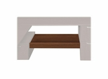Under Credenza Storage - Shaker Cherry - HONPSHELF1F