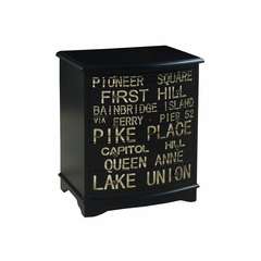 Union Accent Chest - Pulaski