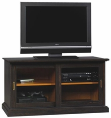 Universal TV Stand Antiqued Paint - Sauder Furniture - 401982