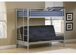 Universal Youth Futon Bunk Bed - Hillsdale Furniture - 1178BBF