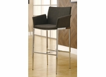 Upholstered Coffee Bar Stool - Set of 2 - 120726