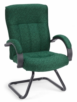 Upholstered Guest/Reception Chair - OFM - 455