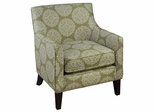 Upholstered Moss Gabby Club Chair - GABBY-CH-MOSS