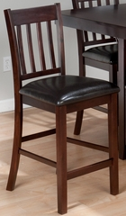 Upholstered Tessa Chianti Bar Stool - Set of 2 - 933-BS429KD