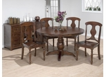 Urban Lodge 5 Piece Dining Set - 733-52T