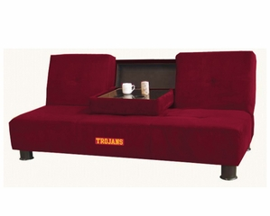 USC Convertible Sofa with Tray - Imperial International - 852258