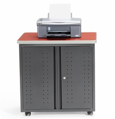 "Utility/Fax/Copy Table 28"" X 20"" - OFM - 66746"