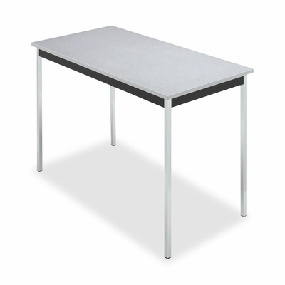 Utility Table - Granite/Black - ICE67037