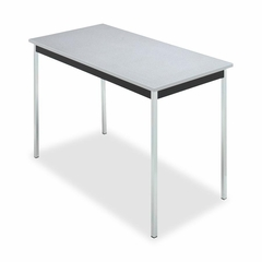 Utility Table - Granite/Black - ICE67067