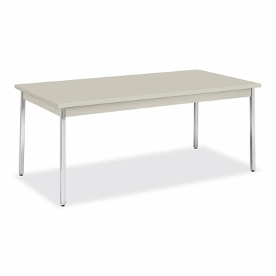 Utility Table - Light Gray - HONUTM3672QQCHR