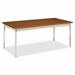 Utility Table - Medium Oak/Putty - HONUTM3672MLCHR