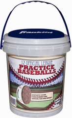 Value Pack Baseballs 12 Pack - Franklin Sports