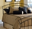 Vancouver Full / Queen Size Metal Headboard - 1024-490