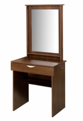 Vanity and Mirror - Nocce Collection - Nexera Furniture - 401216