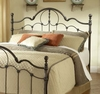 Venetian King Size Headboard with Bed Frame - Hillsdale Furniture - 1480HKR