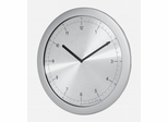 Verichron Super Slim Aluminum Clock - G81411-P