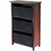 Verona M Storage Shelf - Winsome Trading - 94281