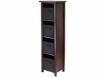 Verona N Storage Shelf - Winsome Trading - 94261