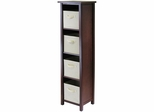 Verona N Storage Shelf - Winsome Trading - 94861