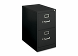 Vertical File - Black - BSXH412PP