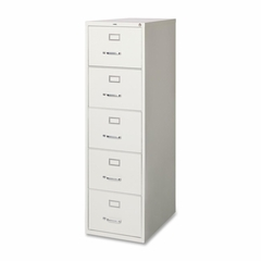 Vertical File - Black - LLR48502