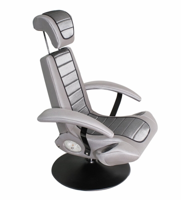 Video Game Chair - Boom Chair Stealth - LumiSource - LS-BM-STEALTH