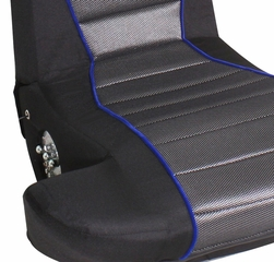Video Game Chair - BoomChair SX4 - LumiSource - BM-SX4-BK-BU