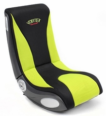 Video Game Chair - BoomChair Vortex - LumiSource - BM-VORTEX-BK-LG
