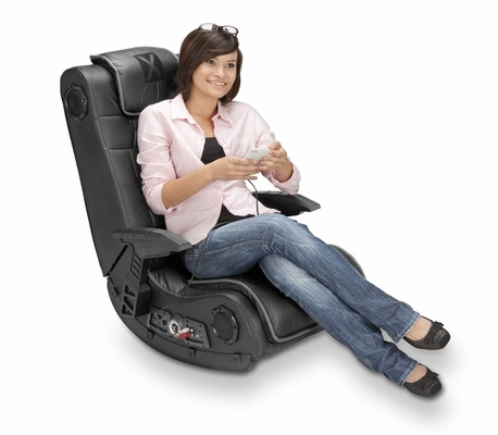 Video Game Chair - X Rocker Pro Series H3 Wireless - ACE-51259