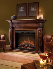 Vienna Electric Fireplace - Dimplex - SEP-BW-460-FB