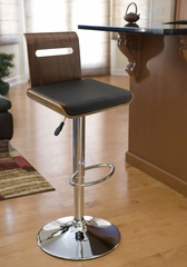 Viera Barstool Walnut - LumiSource - BS-JY-VIERA-WAL