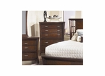 View 5 Drawer Chest Dark Cherry - Largo - LARGO-ST-B2133-30