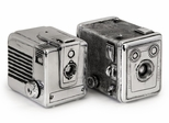 Vintage Camera Boxes (Set of 2) - IMAX - 36130-2