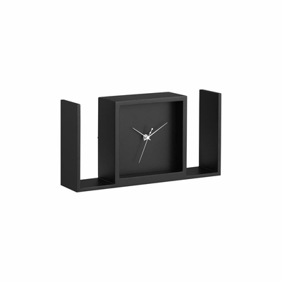 Visage White Table Clock - Zuo