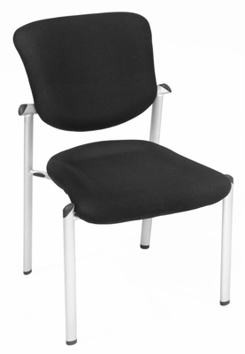 Visitor Chair(Set of 3) - Ultimate Side Chair without Arms - 3070BK-SET