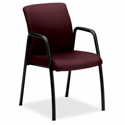 Visitor Chair w/Arms - Black - HONIGCLEUNT69T