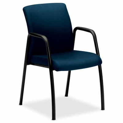 Visitor Chair w/Arms - Black - HONIGCLEUNT90T