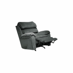 Vista Chaise Rocker Recliner in Thunder - Catnapper
